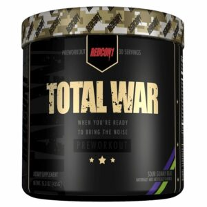 RedCon1 Total War - 30 Servings - Sour Gummy Bear
