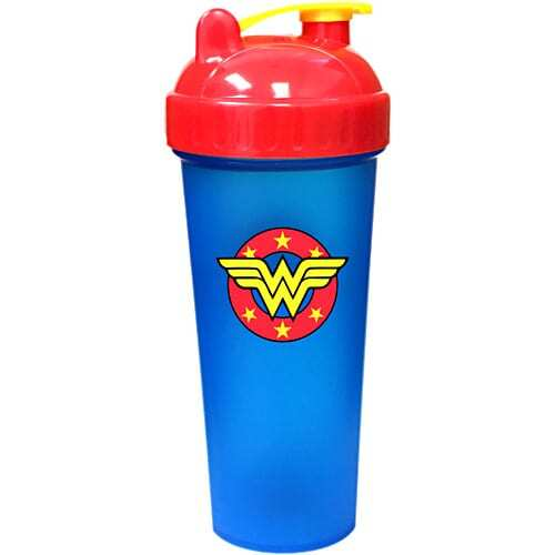 Perfectshaker Hero Shaker Cup - Wonder Woman - 28 oz.