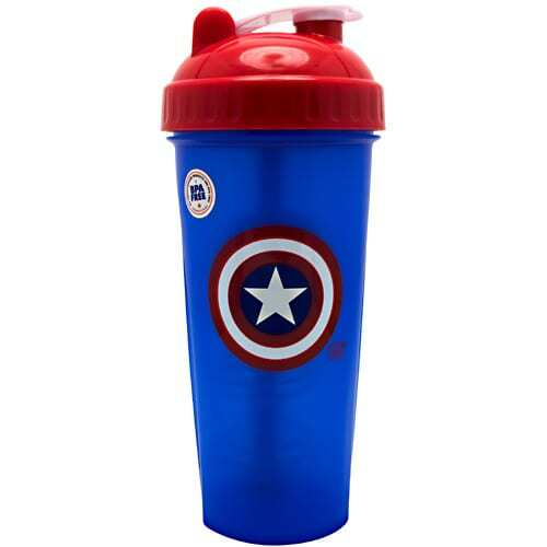 Perfectshaker Hero Shaker Cup - Captain America - 28 oz.