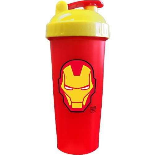 Perfectshaker Hero Shaker Cup - Ironman - 28 oz.