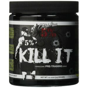 5% Nutrition Kill It Pre-Workout - Lemon Lime