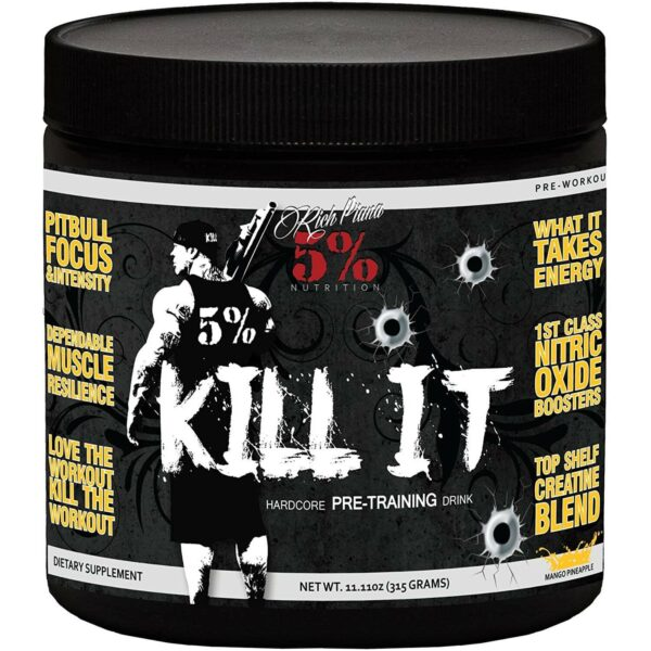 5% Nutrition Kill It Pre-Workout - Mango Pineapple
