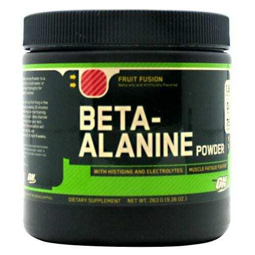 Optimum Nutrition Beta-Alanine - Fruit Fusion - 75 Servings