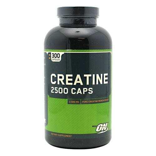 Optimum Nutrition Creatine 2500 Caps - 300 Capsules