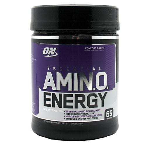 Optimum Nutrition Essential Amino Energy - Grape - 65 servings