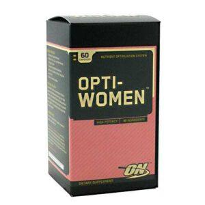 Optimum Nutrition Opti-Women - 60 Capsules