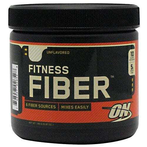Optimum Nutrition Fitness Fiber - Unflavored - 6.87 oz (195 g)