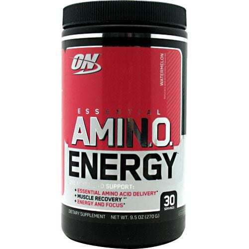 Optimum Nutrition Essential Amino Energy - Watermelon - 30 Servings
