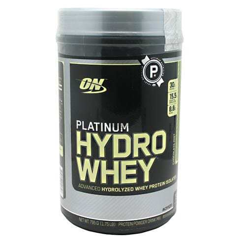 Optimum Nutrition Platinum Hydro Whey - Chocolate Mint - 19 Servings (1.75 lb)