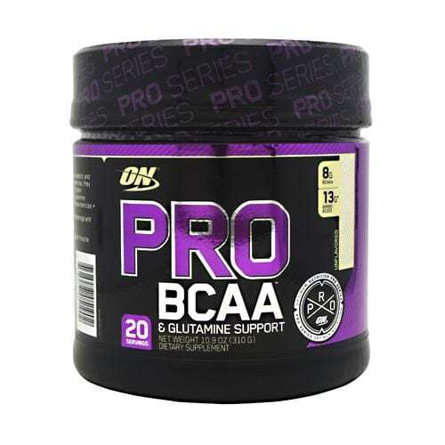 Optimum Nutrition Pro Series Pro BCAA - Unflavored - 20 Servings