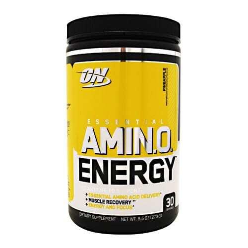 Optimum Nutrition Essential Amino Energy - Pineapple - 30 Servings