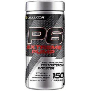 Cellucor P6 Extreme Pump - 150 Capsules-0