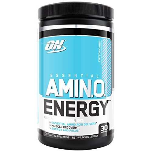 Optimum Nutrition Amino Energy - Cotton Candy - 30 Servings