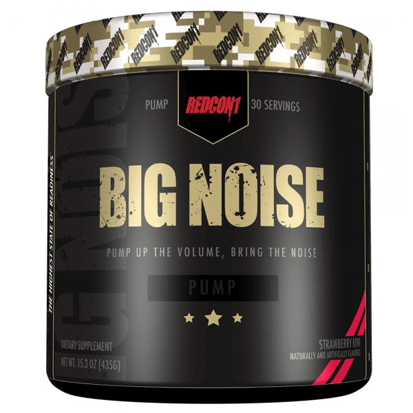 RedCon1 Big Noise - 30 Servings - Strawbery Kiwi (Default)