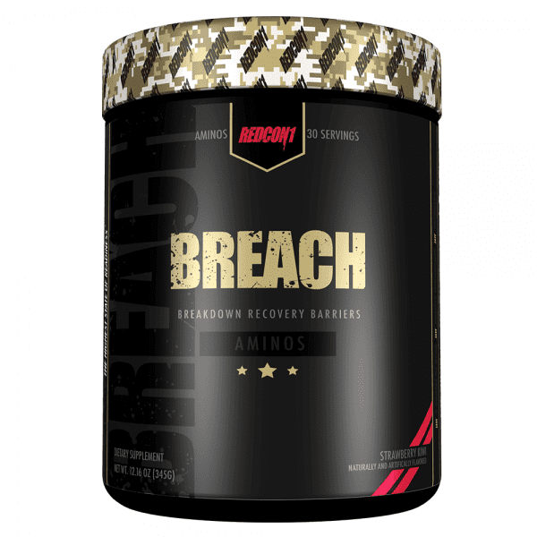 RedCon1 Breach - 30 Servings - Strawberry Kiwi