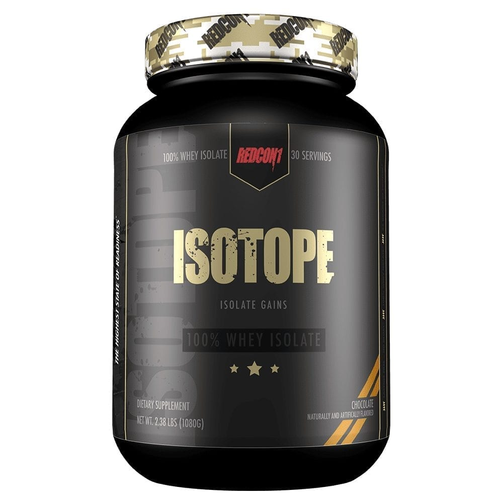 RedCon1 Isotope - 30 Servings - Chocolate