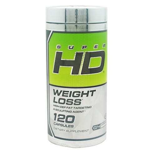 Cellucor G4 Chrome Series Super HD - 120 Capsules