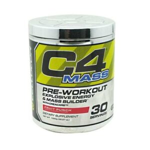 Cellucor C4 Mass - Fruit Punch - 30 Servings