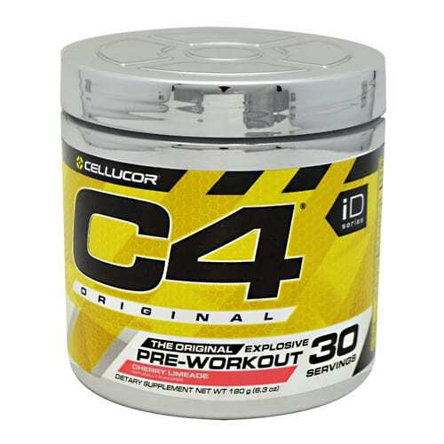 Cellucor iD Series C4 - Cherry Limeade - 30 Servings