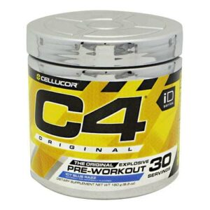 Cellucor iD Series C4 - Icy Blue Razz - 30 Servings