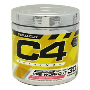 Cellucor iD Series C4 - Strawberry Margarita - 30 Servings