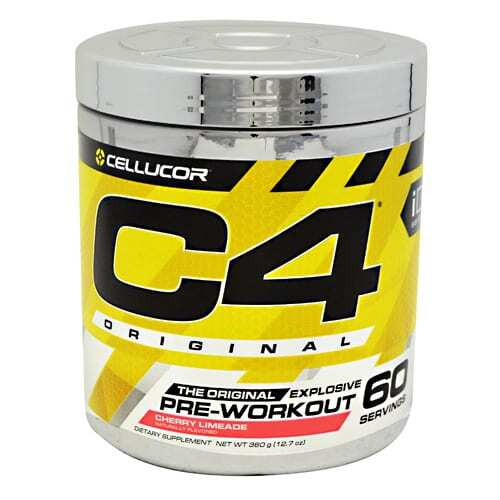 Cellucor iD Series C4 - Cherry Limeade - 60 Servings