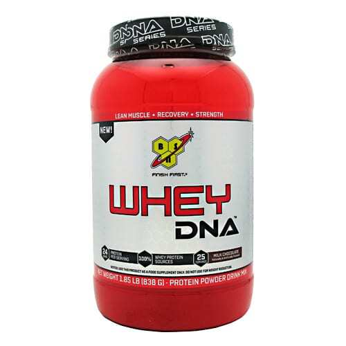 BSN DNA Whey - Milk Chocolate - 25 Servings