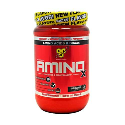BSN Amino X - Unflavored - 30 Servings