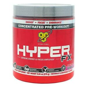 BSN Hyper FX - Watermelon - 30 Servings