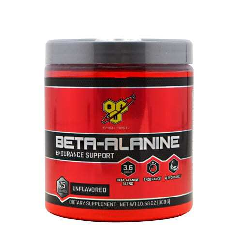BSN Beta-Alanine - Unflavored - 300 grams