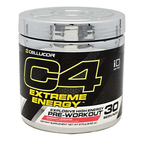 Cellucor iD Series C4 Extreme Energy - Cherry Limeade - 30 Servings