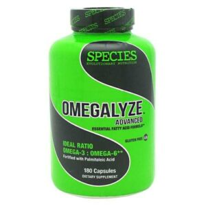 Species Nutrition Omegalyze Advanced - 180 Capsules