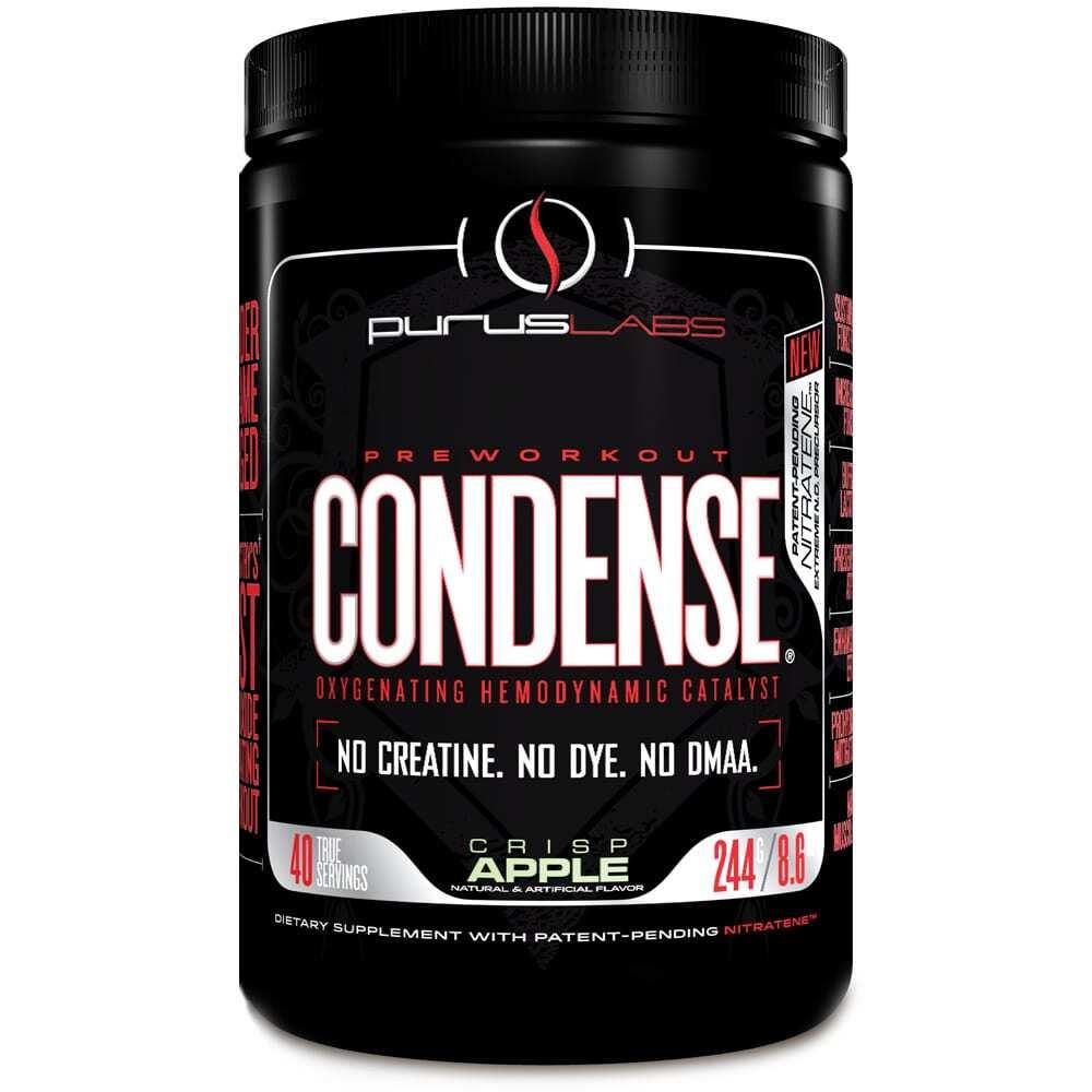 Purus Labs Condense - Crisp Apple - 40 Servings-0