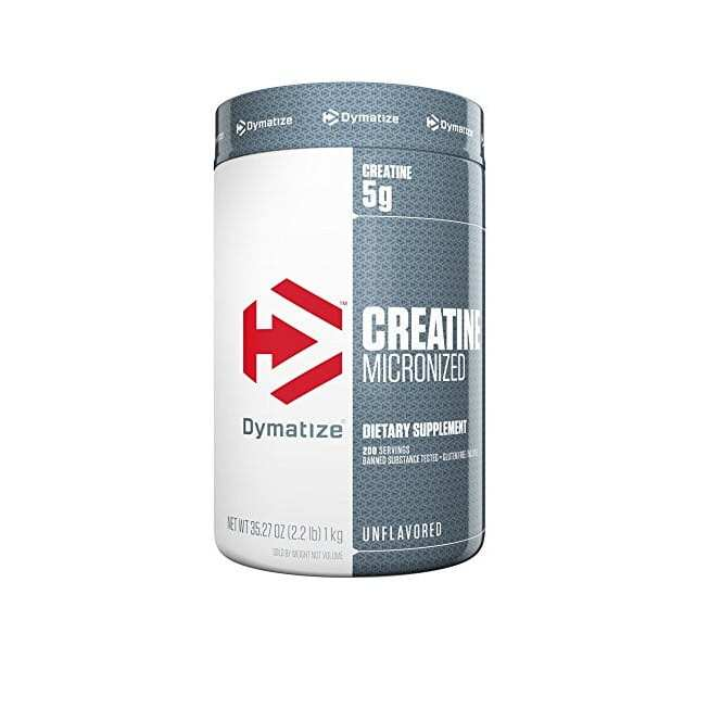 Dymatize Micronized Creatine - Unflavored - 1000 Grams