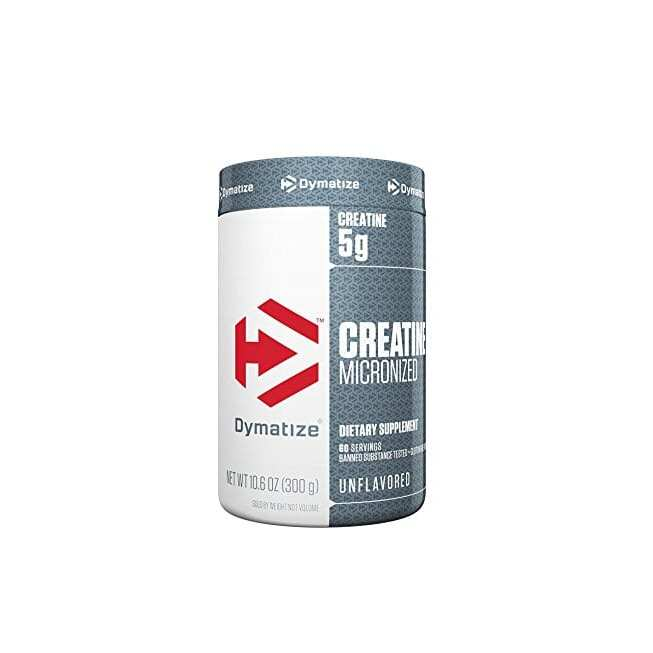 Dymatize Micronized Creatine - Unflavored - 300 Grams