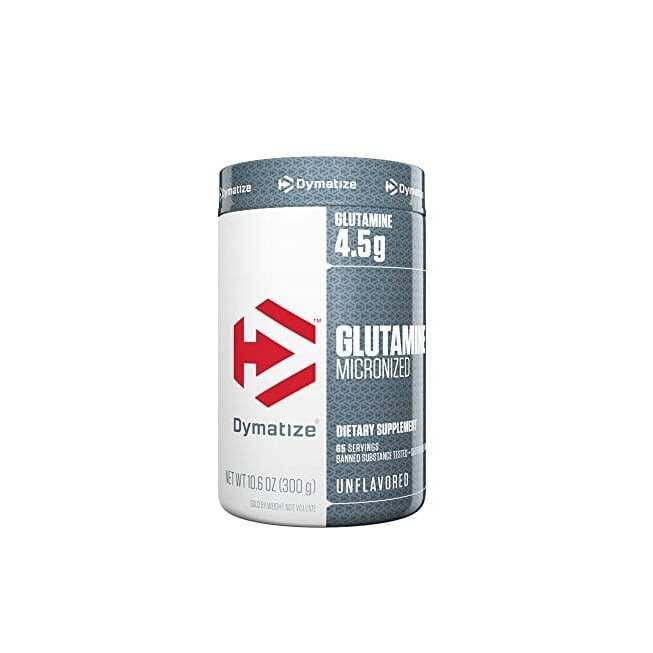 Dymatize Micronized Glutamine - 10.7 oz (300 g)