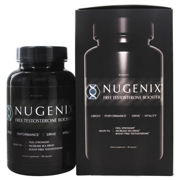 Nugenix Natural Booster - 90 Capsules-0