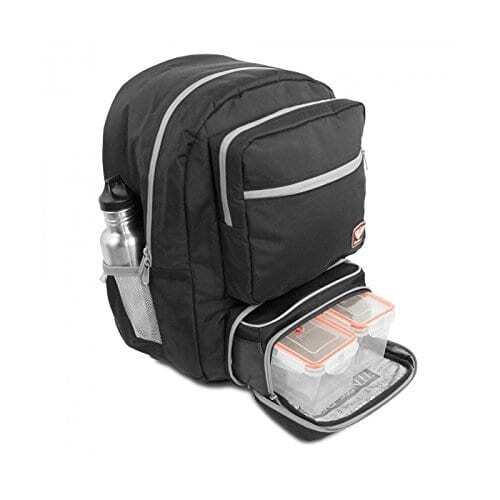 Fitmark Transporter Backpack - Black-0