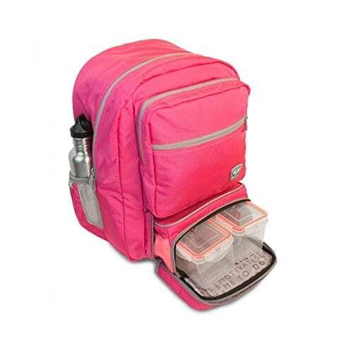 Fitmark Transporter Backpack - Pink -0