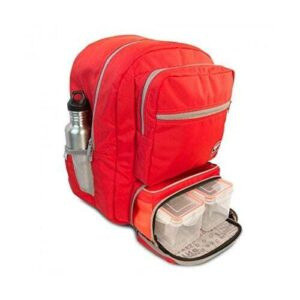 Fitmark Transporter Backpack - Red-0