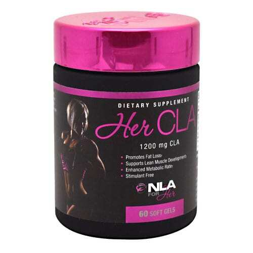 NLA For Her Her CLA - 60 Soft Gels