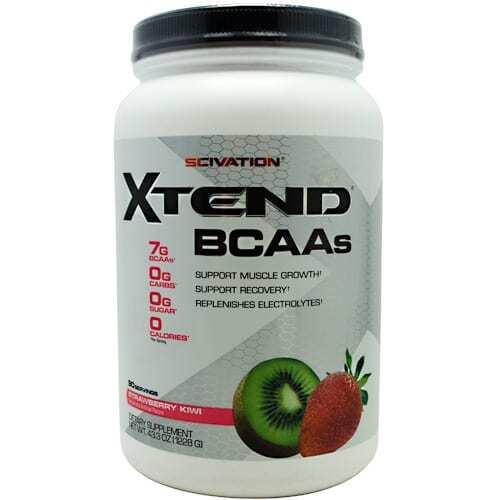 Scivation Xtend BCAAs - Strawberry Kiwi - 90s-0