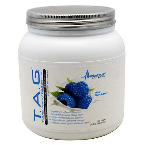 Metabolic Nutrition TAG - Blue Raspberry-0