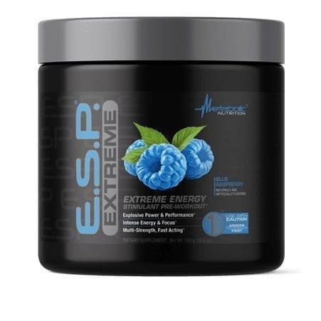 ESP Extreme - Blue Raspberry - Metabolic Nutrition-0