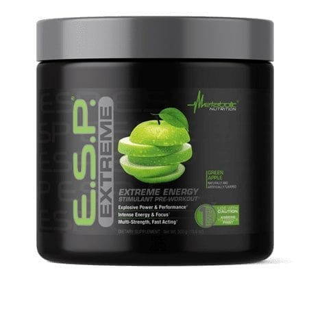 ESP Extreme - Green Apple - Metabolic Nutrition-0
