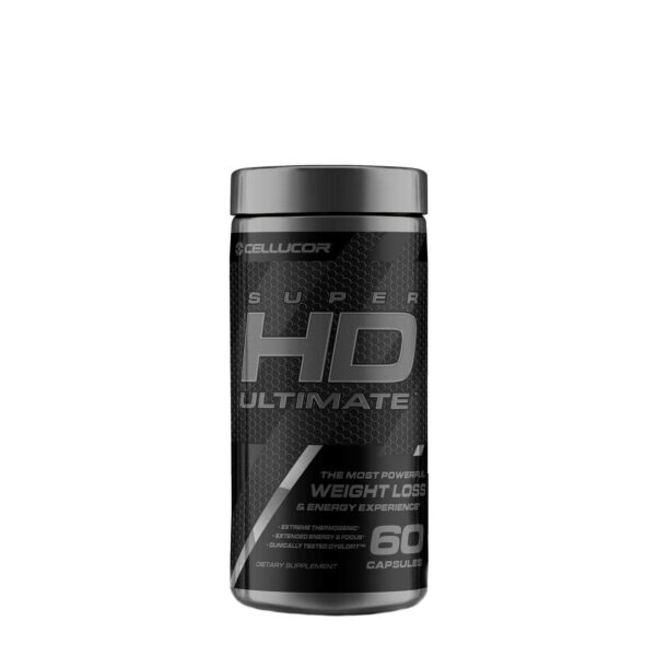 Cellucor Super HD Ultimate - 60 Capsules-0