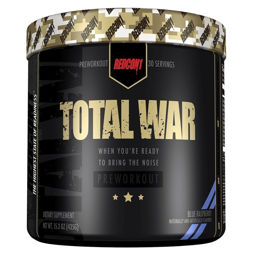 RedCon1 Total War - Pre Workout Supplement-2746