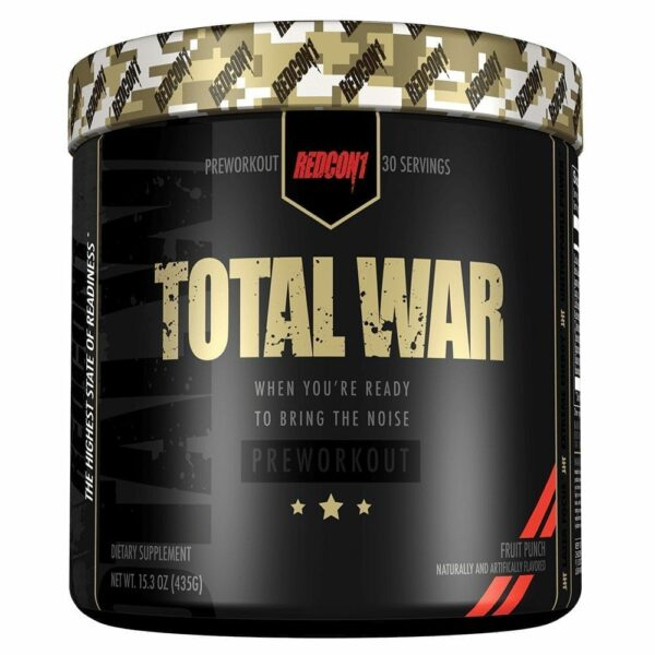 RedCon1 Total War - Pre Workout Supplement-2745
