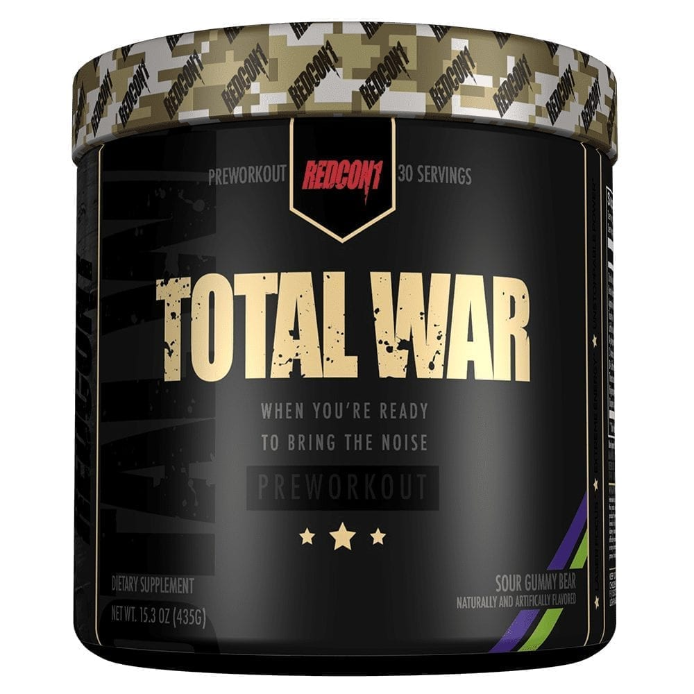 RedCon1 Total War - Pre Workout Supplement-2747