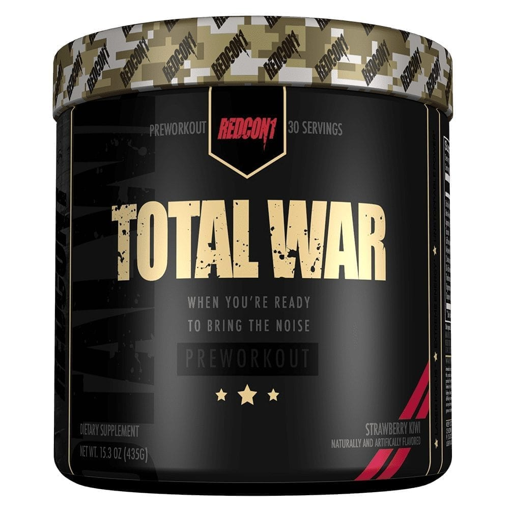 RedCon1 Total War - Pre Workout Supplement-2748